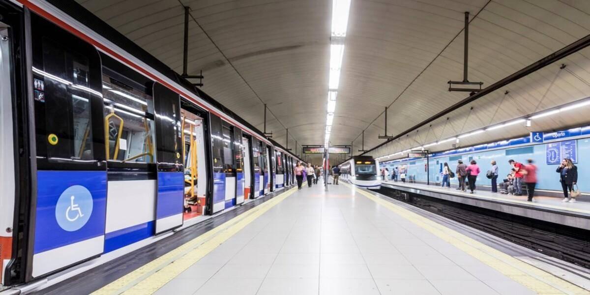 Madrid de todos metro de Madrid accesible
